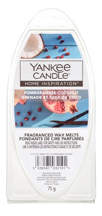 Yankee candle Pomegranate Coconut - vosk 75g