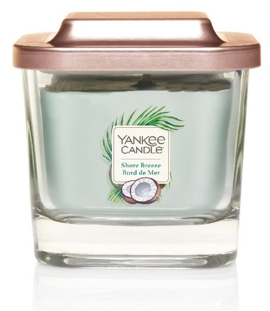 Yankee candle Shore Breeze 96 g sklo malé