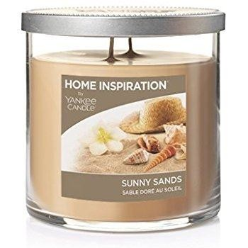 Yankee candle Sunny Sands - YC.HI tumbler 2 knoty,340g