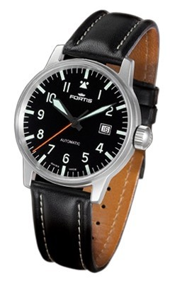Fortis Hodinky Fortis 595-11-41-LS Flieger  4a4841ba9f6