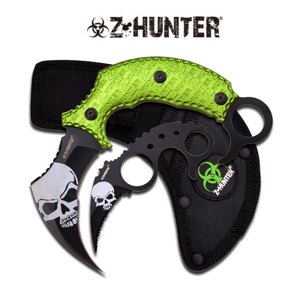 Z Hunter SET KARAMBIT Z-HUNTER ZB109BG