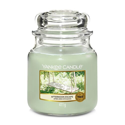 Yankee candle sklo2 Afternoon Escape