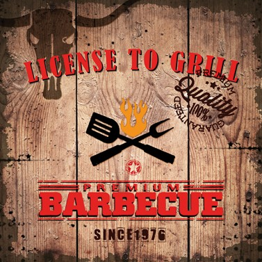 Paper +  Design  Ubrousky Licence to Grill