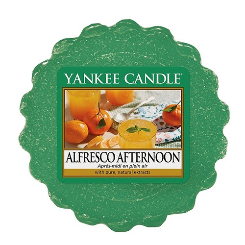 Yankee candle vosk Alfresco Afternoon
